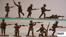Armies in Plastic 5609  - WWI 22nd Battalion - French Canadian  - 1:32 Figures