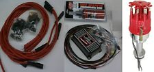 DODGE PRO BILLET IGNITION SYSTEM WITH COIL DISTRIBUTOR BOX & WIRES PB-13-MSD-STR