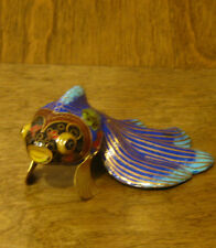 Oriental Figurine  #SO26140A TROPICAL FISH, NEW from our Retail Store, Mint.Box