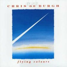 Flying Colours - Chris De Burgh (1988, CD NEUF)