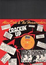 ALAN DALE & THE HOUSEROCKERS - crackin' up LP