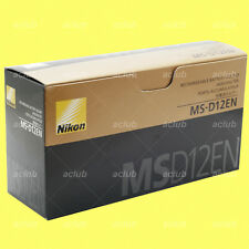 Genuine Nikon MS-D12EN Battery Holder Tray for EN-EL15 MB-D12 Multi-Power Pack
