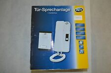 Rev tür-sprechanlage for 1-familienhaus NIP (Type:AD-1010) (T.004)