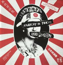 Sex Pistols- Anarchy In Tokyo Limited Edition On Filthy Lucre Gold Vinyl LP