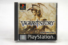 Vagrant Story (Sony PlayStation 1/2) PS1 Spiel in OVP, PAL, CIB, GUT