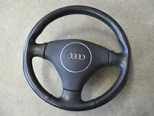 Pelle volante sportivo Audi a3 8p VOLANTE quadro oltre ad ascoltare tutte Tiptronic DSG 8p0419091p