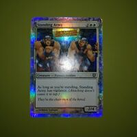 FOIL Standing Army x1 Unhinged 1x Magic the Gathering MTG