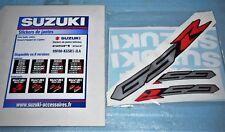 kit de 8 stickers déco de jantes d'origine SUZUKI GSR 750 2011/2016 neuf
