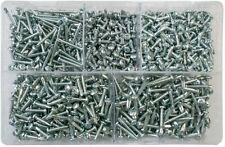 1200 X ASSORTED  PAN HEAD SELF DRILLING POZI SCREWS TAPPERS DRILL SCREW  AT163
