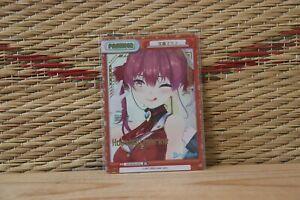 Hololive Rebirth For You Houshou Marine HP/001B-P022 BP Holo Card Japan Mint!