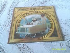 JOHNNY GUITAR WATSON. A REAL MOTHER FOR YA. DJM, DJLPA-7. 1977. PROMO.