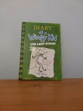 Dairy of a Wimpy Kid: The Last Straw by Jeff Kinney (Hardcover)