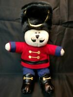 "12"" 107th Edition Bearista Bear Starbucks 107 2012 Plush Stuffed Animal"