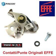 """1335 - Contatti Punte Ruttore Originale """"EFFE"""" per Piaggio Bravo 50 dal 1972"""