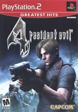 Resident Evil 4 (Greatest Hits, 2005) New Factory Sealed USA Playstation 2 PS2