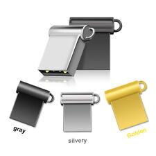 32GB Mini Micro Metal USB 2.0 Flash Drive Memory Stick Pen U Disk Thumb PC y