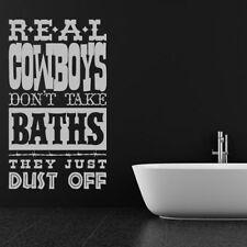 Pegatinas y plantillas de pared para el baño sin anuncio de conjunto