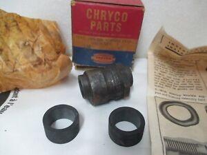 Mopar NOS 1950-56 Plym Dodge DeSoto Chry Pin Bushing & Dust Seal Package 1321130