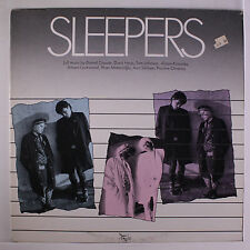 VARIOUS: Sleepers LP (w/ Doris Hays, Tom Johnson, Alison Knowles, etc, small to