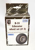 Halberd Models B-24 Liberator set #2 1/48 scale for Revell / Monogram models