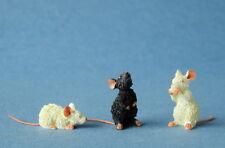 """ALBERT DUBOUT """"Mäuse - Souris - Mice"""" DUB 73 Les Chats de Dubout - Katzen Figur"""