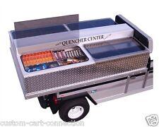 Refreshment Concession Center For Club Car CarryAll 6 Golf Cart