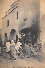 CPA ALGERIE CUISINE ARABE