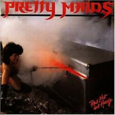 Pretty Maids - Red Hot And Heavy CD #12080