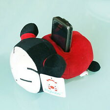 PUCCA China Doll Cute toy Plush Mobile Holder