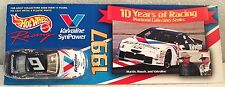 1997 MARK MARTIN ROUSH RACING VALVOLINE HOTWHEELS DIAMOND COLLECTION  NASCAR
