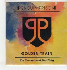 (ER986) Penguin Prison, Golden Train - 2010 DJ CD