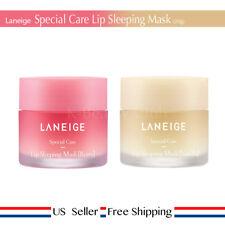 Laneige Lip Sleeping Mask 20g Berry / Vanilla / Grapefruit + FREE SAMPLE