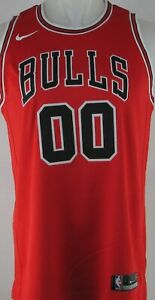 Chicago Bulls NBA Nike Women's Red Dry-Fit Jersey