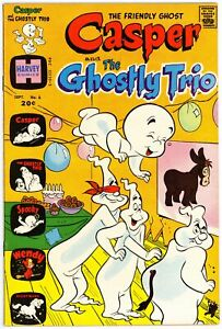 Casper and the Ghostly Trio (1972) #6 F/VF 7.0