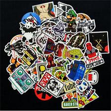 10pcs Cartoon Sticker Bomb Decal Vinyl Roll Car Skate Skateboard Laptop Stickers