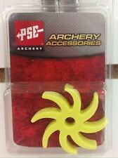 NEW PSE ARCHERY YELLOW COLORED CABLE ROD DAMPNER FOR PSE BOW