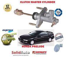 FOR HONDA PRELUDE 2.0i 2.2i VTEC 2.3 IMPORT 1992-1997 NEW CLUTCH MASTER CYLINDER