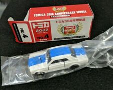 TOMY Tomica Nissan skyline h/t 2000GT-R 30th Anniversary Model no. 4