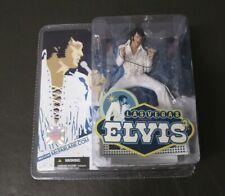 Elvis Presley 3 Las Vegas MCFARLANE TOYS 2004 NEW MOC