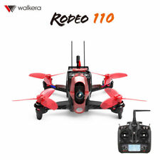 WALKERA RODEO 110 5.8GHz RC QUADCOPTER DRONE FPV RACING 600TVL HD Camera RTF