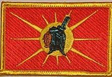 Aufnäher Oka Mohawk Fahne Flagge Aufbügler Patch 8 x 5 cm