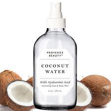 Provence Beauty Face & Body Mist - Coconut Water & Moisturizing Hyaluronic Acid