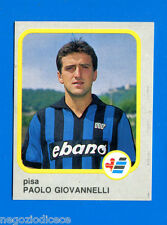 CALCIO FLASH '86 Lampo - Figurina-Sticker n. 194 - P. GIOVANNELLI -PISA-New