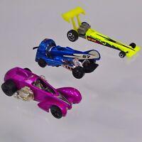 Hotwheels Mattel 1992 Hot Set Up 1996 Dog Fighter 1999 Screaming Hauler