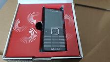 NUOVO Sony Ericsson Cyber-shot K770i-Soft Nero (Sbloccato) Cellulare