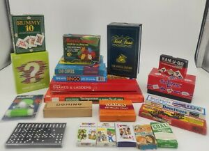 Vintage And Collectable Board Games Job Lot