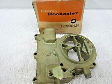 NOS 1959-1968 Chevrolet Pickup Van Rochester Carburetor Air Horn Assembly  dp