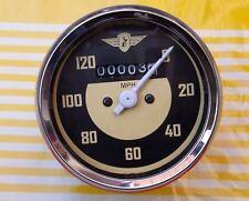 Zundapp Speedometer (New Replica) - 80 mm M18 X 1.5