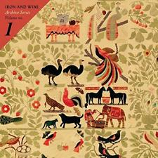 Iron And Wine - Archive Series Volume No. 1 (NEW CD)