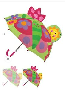 Stephen Joseph Pop Up Umbrella, Butterfly (S13)